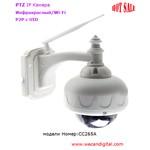 H.264 Минио высоко Скорость Купол IP-камеры