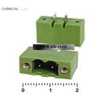 Клеммники разрывные XY2500V-BS-2 (5,0mm) (от 500 шт.)