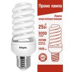 Лампа энергосберегающая КЛЛ 25/840 Е27