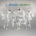 6200 PL10 SWAROVSKI ELEMENTS потолочный светильник Emme Pi Light