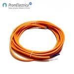 Соединительный кабель ПВХ, оранжевый, длина 5 м, тип DOL-0803-W05M