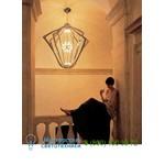 2301/S Chrome / Sw Sapphir подвесной светильник Italamp