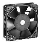 AC осевой компактный вентилятор 5950