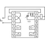 Реле максимального тока РСТ-80Д с зависимой выдержкой времени, токовой отсечкой и дешунтированием
