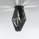 476/4PF black Crystal rock IDL, Потолочный светильник