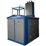Комплектные трансформаторные подстанции мощностью от 25 до 2500 кВА на напряжение 6 или 10 кВ. Тупиковые, воздушные (каб