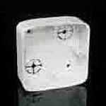 Коробка ПВХ 80,5х80,5х28 мм
