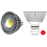 LED лампа 60 MR16(GU10) 3 Вт 220 Вольт Красный