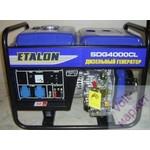 Дизельная электростанция Etalon SDG 4000 CL (дизель генератор 3,3 кВт)