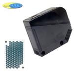 BX5M-MFR-T Фотодатчик с отражателем , 5 м, выход реле, NC или NO, таймер, 24-240VAC, Autonics