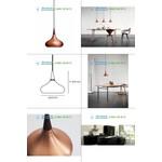 Lightyears 34192064 copper, подвесной светильник