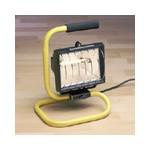 Прожектор галогенный 500 Вт на подставке IP 20