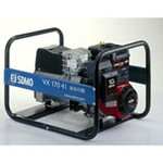 SDMO VX 170/4I (4 кВт 4,8 кВА) для сварки бензиновый