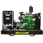 Дизельный генератор Hobberg на двигателе John Deere модель HJ 33