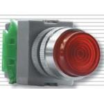 Кнопка XB2-BA31 зеленая (NO)