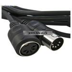 Аудио/видео шнуры FC-A-0036 1.8m (от 100 шт.)