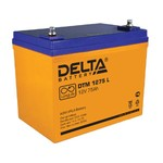 Аккумуляторная батарея DELTA DTM 1275L (75Ач, 12В)