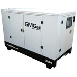 Дизель-генераторная установка GMJ44 в шумозащитном кожухе SILENT