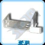 Ответная часть (нож контактный) нижний КРУ-2-10 5 УИ 566014.01 3150А    от производителя