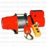 Лебедка электрическая (строительно-монтажная) KDJ-300E1