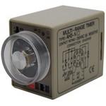 Многодиапазонный таймер AH3-NВ-24V DC