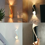Светильник Hue P 54 Wall Light Knikerboker, GU10 2x50W