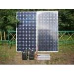 Система солнечного электроснабжения, электростанция для  дачи 1,5 кВт