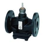 Регулирующий двухходовой клапан N4373 Siemens VVF52.15-0.16, VVF52.15-0.2, VVF52.15-0.25, VVF52.15-0.32, VVF52.15-0.4, VVF52.15-0.5, VVF52.15-0.63, VVF52.15-0.8, VVF52.15-1, VVF52.40