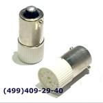 BA9S-LED-42-48VAC/DC-W Светодиодные лампочки, цоколь BA9S, белого цвета 42-48 Вольт 50 Hz