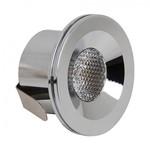 HL666L Светодиодный светильник встраиваемый 3W 2700К Матхром
