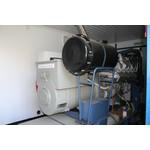 Дизельная электростанция АД-200 в блок-контейнере ( АД200, АД 200  дизельгенератор генератор подстанция дизель-генератор контейнер )