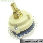 Галетные переключатели RCL371-1-1-12 (от 20 шт.)
