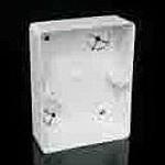 Коробка ПВХ 105х81х28 мм