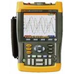 Fluke 199C/S - Цифровой осциллограф Fluke 199С/S (200 MHz/2.5 GS/s, SCC190)