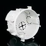 Коробка ПВХ приборная 70х45 мм