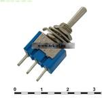 Микротумблеры MTS-123-A2 (on)-off-(on) (от 500 шт.)