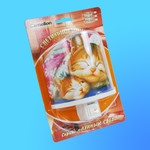 Светильник-Ночник Camelion PVC-004 декоративный 7Вт 230В (130х160х105)