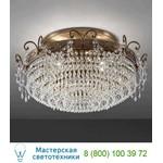 4010-4015 4015 PL8 CUT CRYSTAL Masiero потолочный светильник