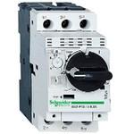 Автомат. выключатель Schneider Electric TeSys GV2P01 для защиты двигателя на токи 0.1-0.16 А