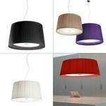Modoluce Milleluci D40 Pendant Light Cotton светильник, E27 1x42W halogen