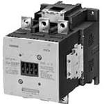 Контактор Siemens Sirius 3RT1075-6AF36/3RT10756AF36, 200 кВт, 400 А, управление 110–127 В AC