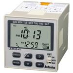 LE365S-41 Недельный/годовой таймер LCD дисплеем, 100-240VAC, Autonics