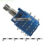 Галетные переключатели SR193-3-12 (15K) 12П3Н (от 10 шт.)