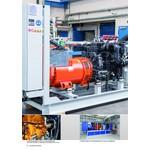 Китайские газопоршннвые электростанции, генераторы Liebherr с самой выгодной ценой и европейским качеством