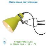Настольная лампа Lucide KLIPPY Spot Clip E14/9W incl H28/D10,5cm Grun 18611/71/85