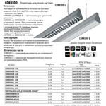 CORRIDO D 135 светильник
