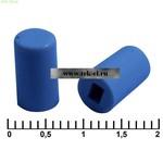 Колпачки для кнопок A04 Blue (от 1000 шт.)