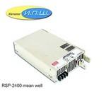 Импульсный блок питания 2400W, 12V, 0-166.7A - RSP-2400-12 Mean Well