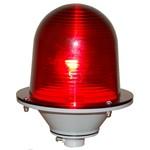 Заградительный огонь, светильник  ЗОМ-75Вт