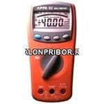 APPA 82H - мультиметр цифровой